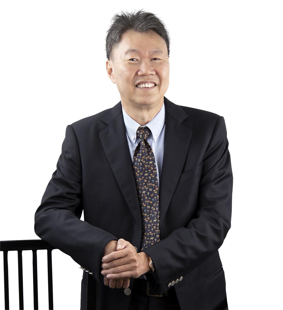 Mr. Tony Chia - Synesys Group Honorary Chairman