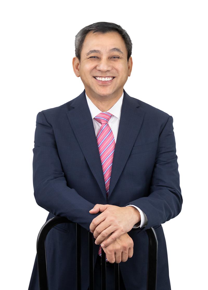 Mr. Kien Tech Chan - Synesys Group CEO